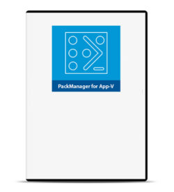 PackManager for App-V