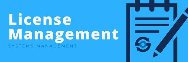License Management