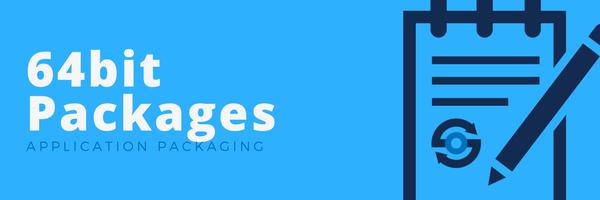 64-bit Packages