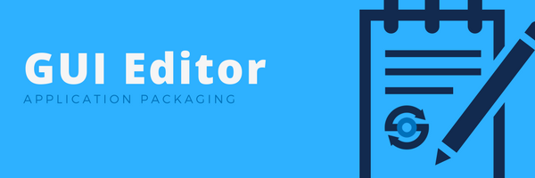 Windows Installer GUI Editor