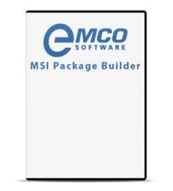 EMCO MSI Package Builder