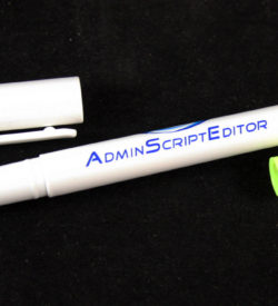 Admin Script Editor Pen/Highlighter