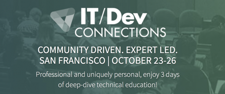 IT/Dev Connections