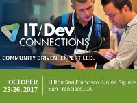 IT/Dev Connections 2017