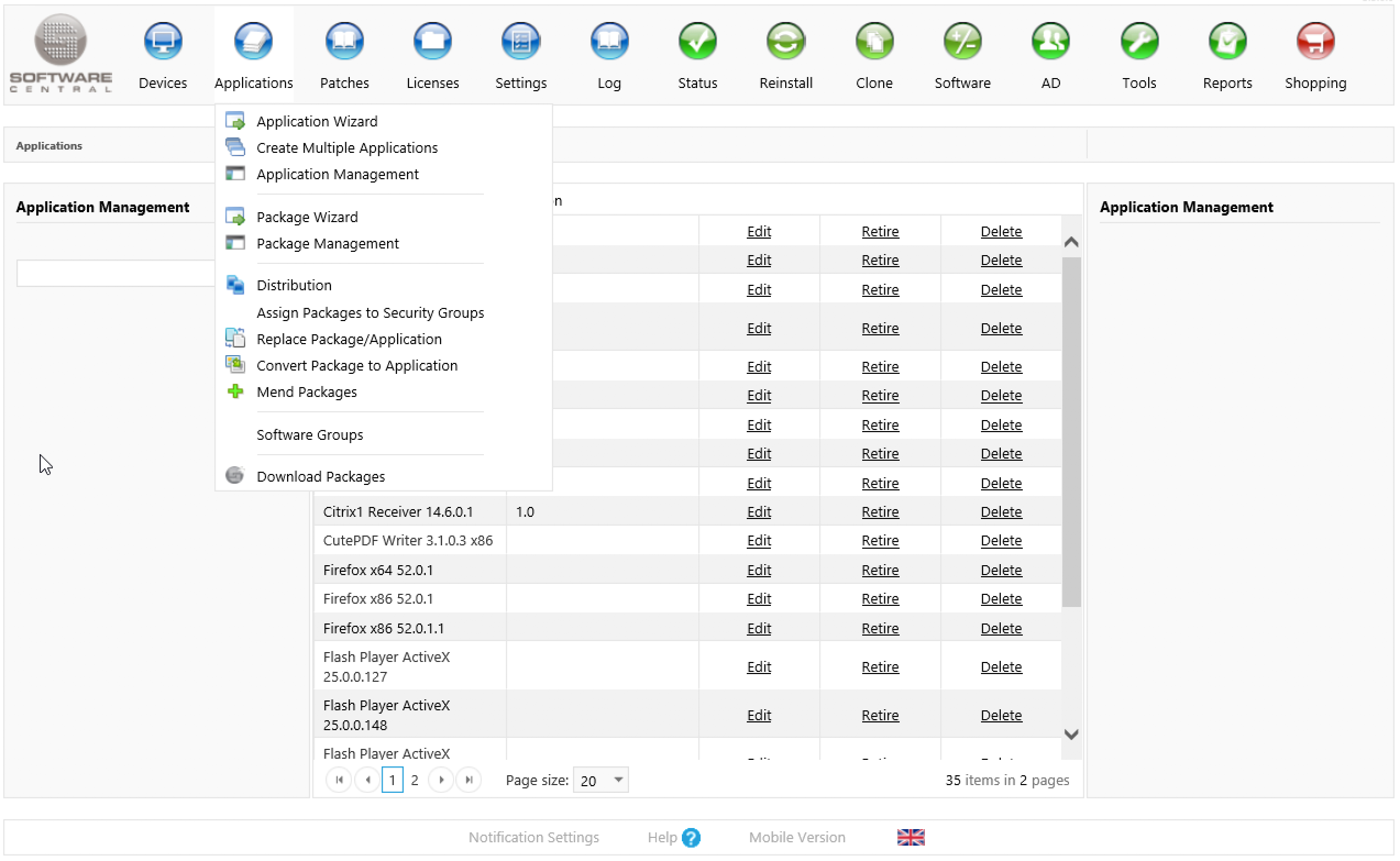 SoftwareCentral Review (Extends and Simplifies SCCM