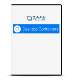 Micro Focus Desktop Container (MFDC)