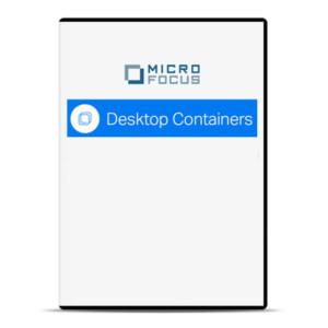 Micro Focus Desktop Container (MFDC)